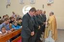 Msza św. dożynkowa w Rynarzewie