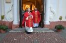 Poświęcenie krzyża -14 września 2013