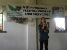 VIII Powiatowy Festiwal Piosenki Anglojęzycznej w Olszewce